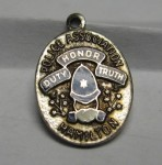 Jewellery Cleaning - police charm