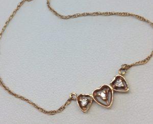 twinkle diamond hearts #WestdaleJewellers