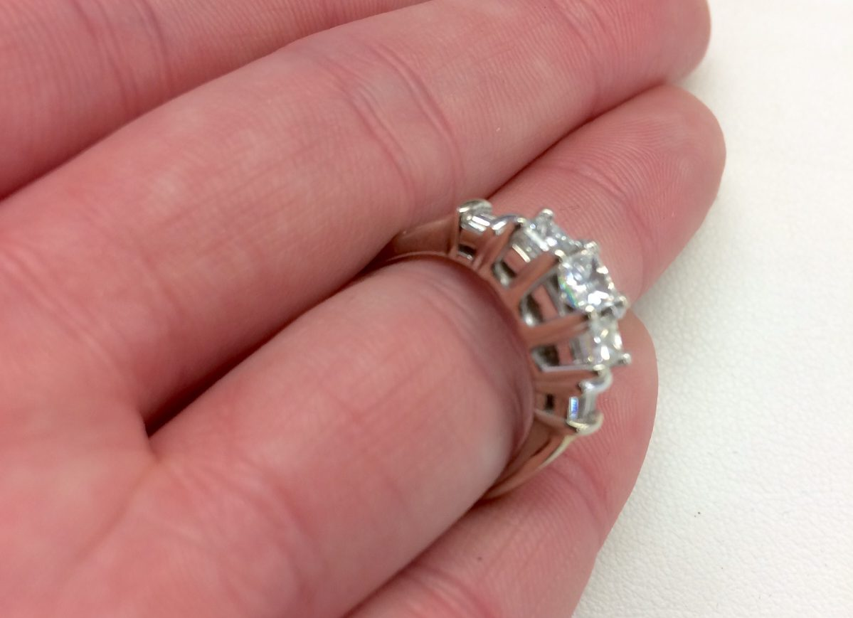 canadian diamond ring | Westdale Jewellers