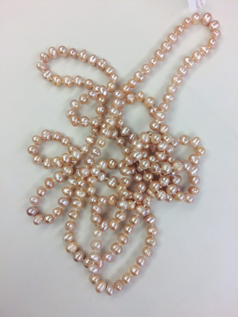 pink pearl strand